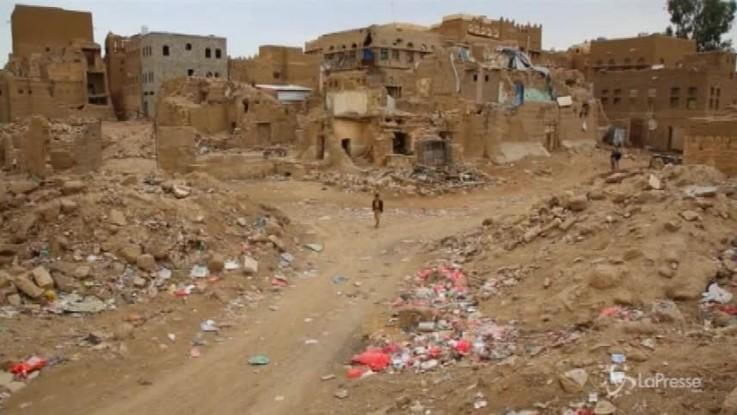 Strage di bambini in Yemen, almeno 39 morti