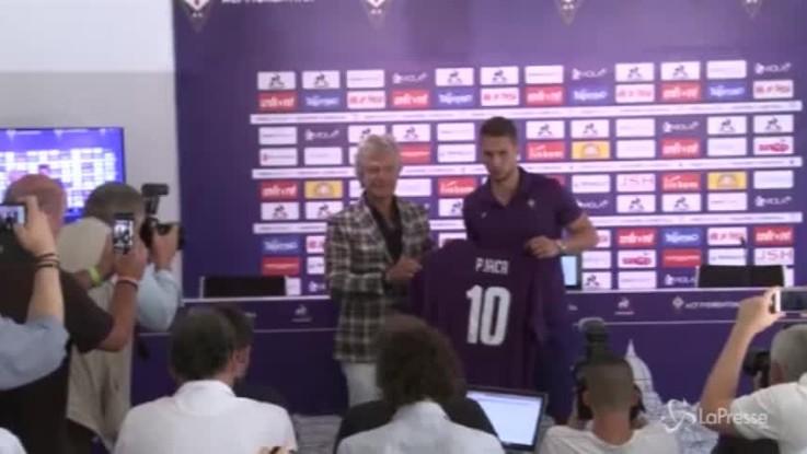 """Fiorentina, Pjaca: """"Grandi stimoli, dimostrerò di meritare la 10"""""""