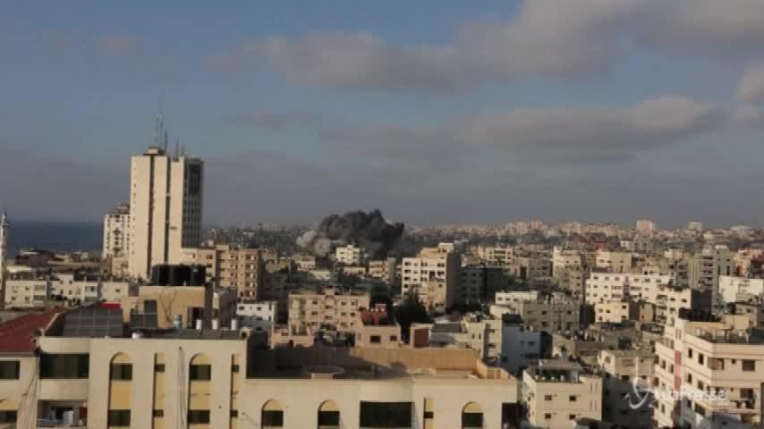 Gaza, alta tensione tra Hamas e Israele