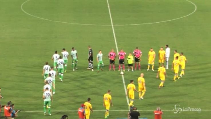 Frosinone-Betis Siviglia: gli highlights della partita