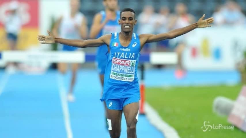 Europei, bottino di medaglie per l'Italia