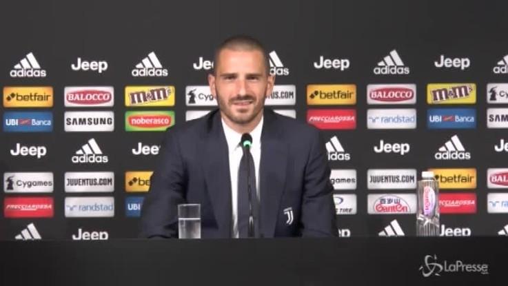 """Juve, Bonucci: """"Trasformerò i fischi dei tifosi in applausi"""""""