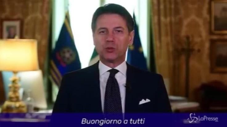 """Il bilancio di Conte dopo 2 mesi: """"Stiamo iniziando a cambiare il Paese"""""""