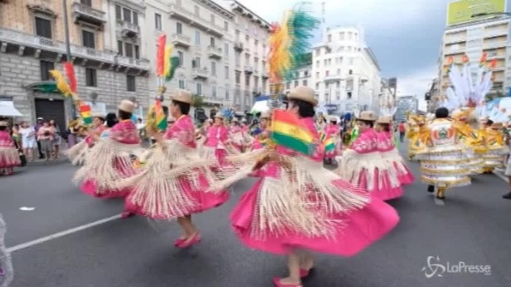 Milano come La Paz: la comunità boliviana celebra la patrona dell'integrazione