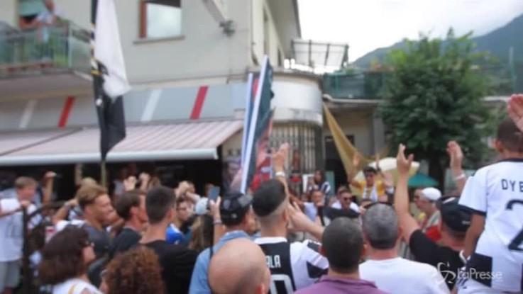 """Villar Perosa, il pensiero dei tifosi su CR7: """"Il suo arrivo segna l'anno zero di una nuova era"""""""