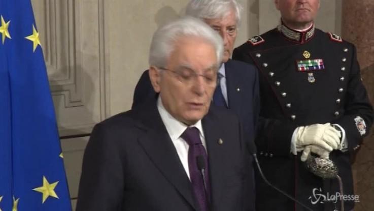 """Eccidio Stazzema, Mattarella: """"Difendere diritti"""""""