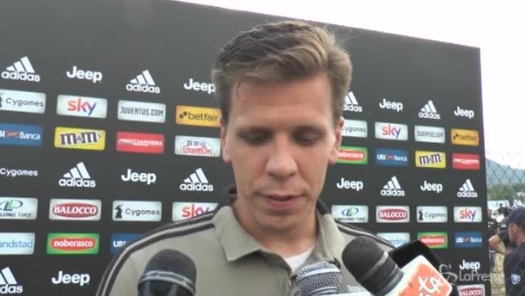 """Juve, Szczęsny: """"Ronaldo? Primo giocatore di tanti"""""""