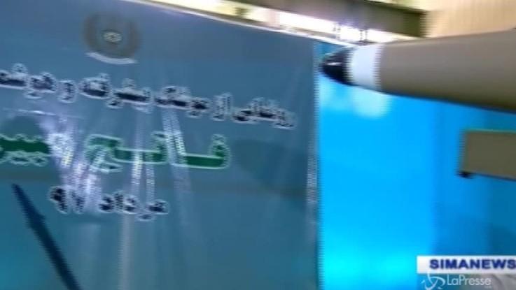 Iran, test superati per il nuovo missile balistico