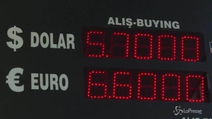 "Turchia, Erdogan: ""Abbiamo economia forte"""
