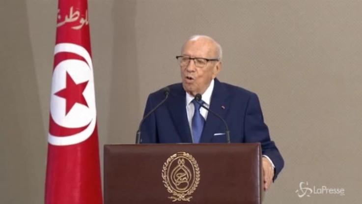 """Tunisia, Essebsi: """"Sì alla parità di genere nel diritto all'eredità"""""""