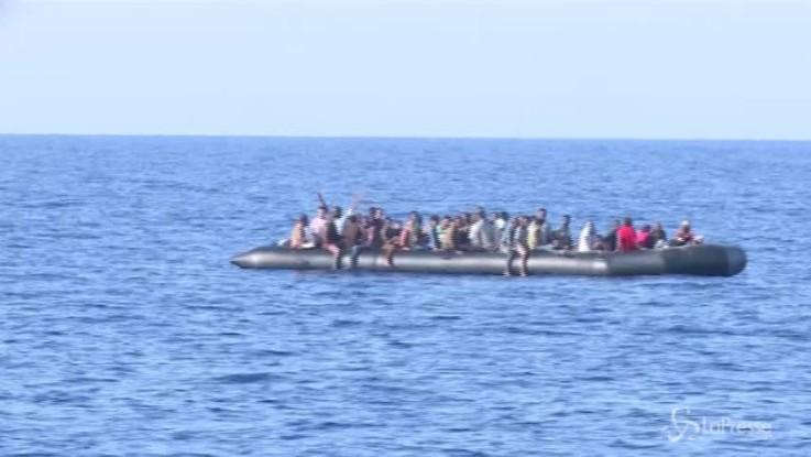 """Frontex: """"Sbarchi in calo dell'83% in Italia a luglio"""""""