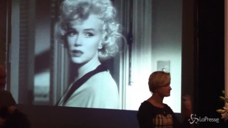 Ritrovata una scena di nudo con protagonista Marilyn Monroe