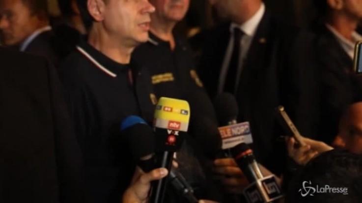"""Crollo ponte Genova, Conte: """"Grave ferita per tutta l'Italia"""""""