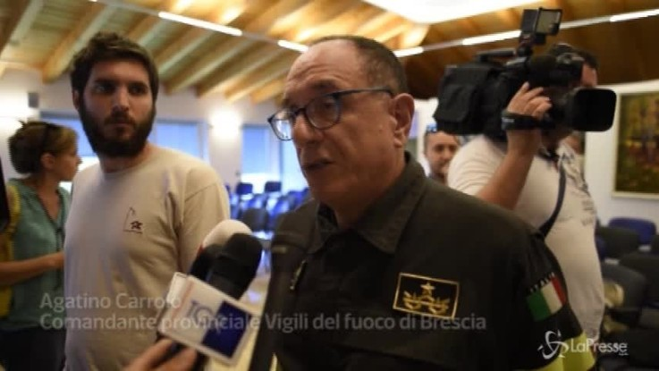 Brescia, dodicenne scomparsa: i vigili del fuoco riprendono le ricerche