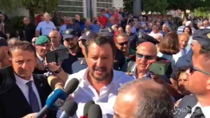 """Genova, Salvini: """"Radiografia dell'Italia per intervenire prima"""""""