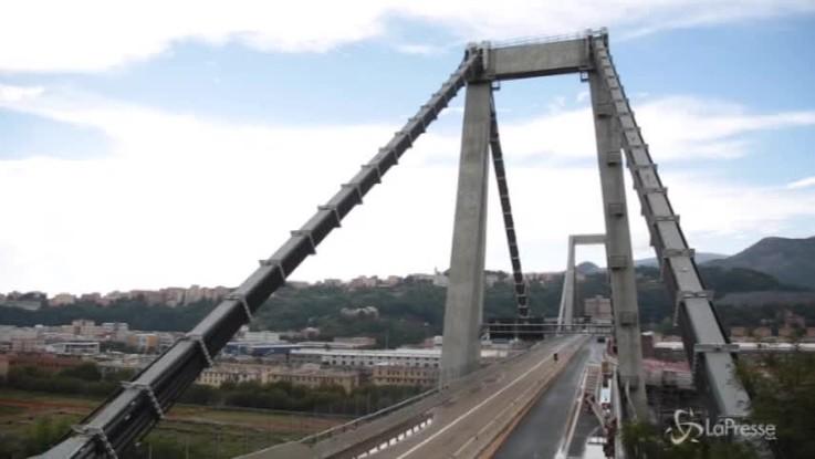 Ponte Genova, la storia del 'Morandi': struttura bella ma fragile
