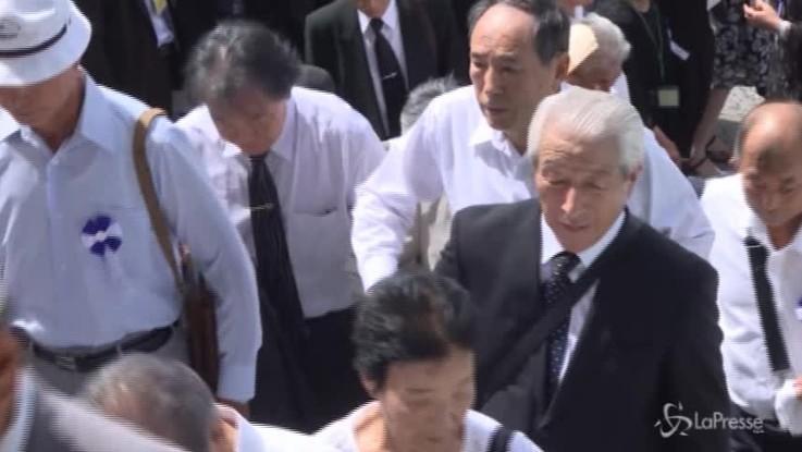 Giappone, l'ultimo discorso dell'imperatore alla commemorazione della II guerra mondiale