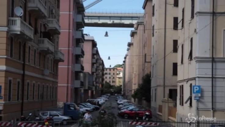 """Crollo ponte a Genova, Ennio: """"Io, sfollato, voglio essere risarcito"""""""