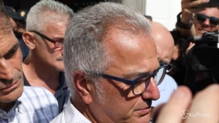 """Crollo Genova, il padre di una vittima: """"Mio figlio Giovanni è stato ucciso"""""""