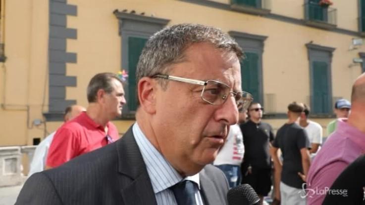 """Torre del Greco, sindaco: """"Non abbiamo rifiutato i funerali di Stato"""""""