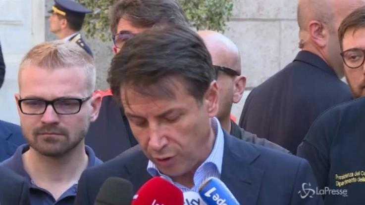 """Autostrade, Conte: """"Non pagheremo la penale"""""""