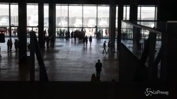 Genova, i funerali delle vittime del crollo del ponte Morandi
