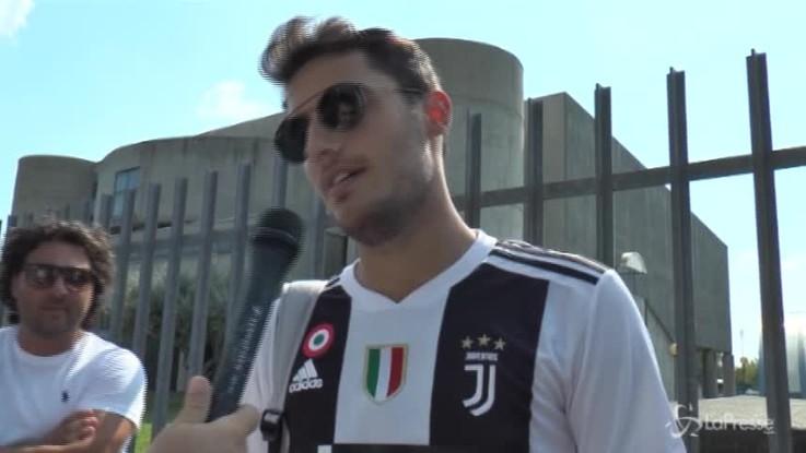 Chievo-Juve, esodo bianconero per vedere Ronaldo: tifosi in delirio