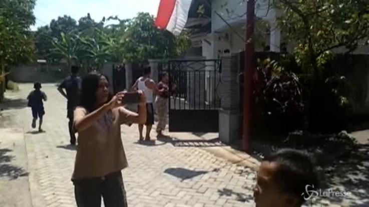 Nuovo terremoto di magnitudo 6.3 a Lombok