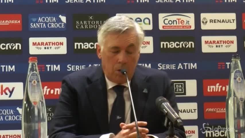 Ancelotti espugna l'Olimpico: Lazio-Napoli 1-2