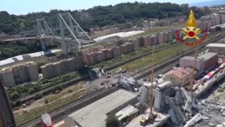 Genova, oggi i primi alloggi agli sfollati
