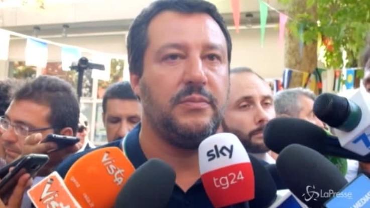 """Autostrade, Salvini: """"Quel maledetto 14 agosto ha incassato i pedaggi di chi non c'è più"""""""