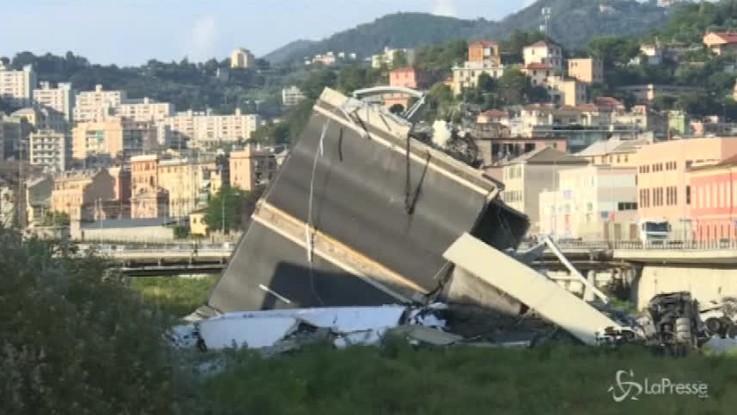 Genova, via libera di Autostrade allo stanziamento dei 500 milioni