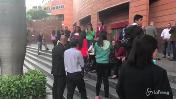 Forte terremoto in Venezuela, nessuna vittima