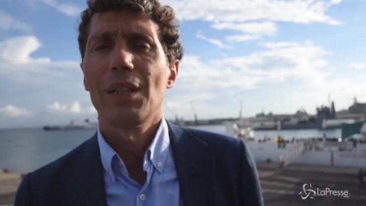 """Diciotti, Magi (Radicali): """"Sulla nave persone trattenute illegalmente"""""""