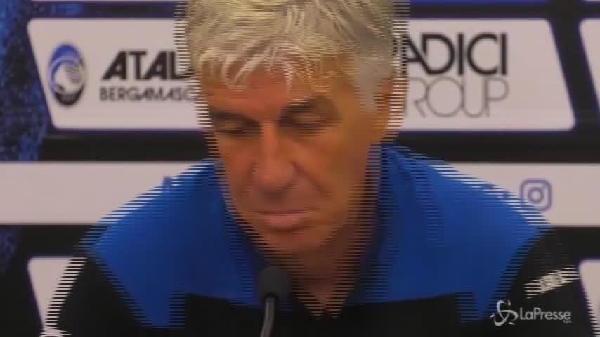 """Europa League, Gasperini: """"Qualificazione obiettivo principale"""""""