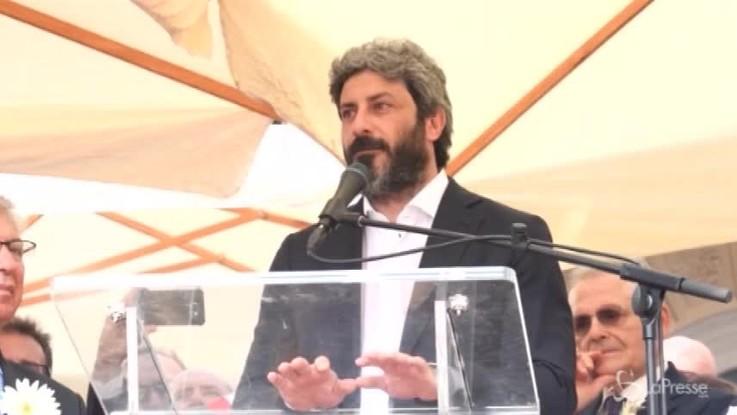 Diciotti, scoppia la polemica tra Salvini e Fico
