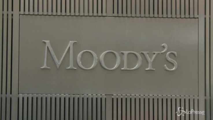 Italia, Moody's abbassa stime di crescita Pil