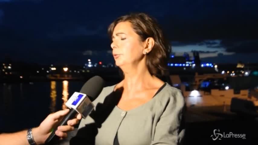 """Diciotti, Boldrini: """"Salvini non ha la più pallida idea di come fare il suo lavoro"""""""