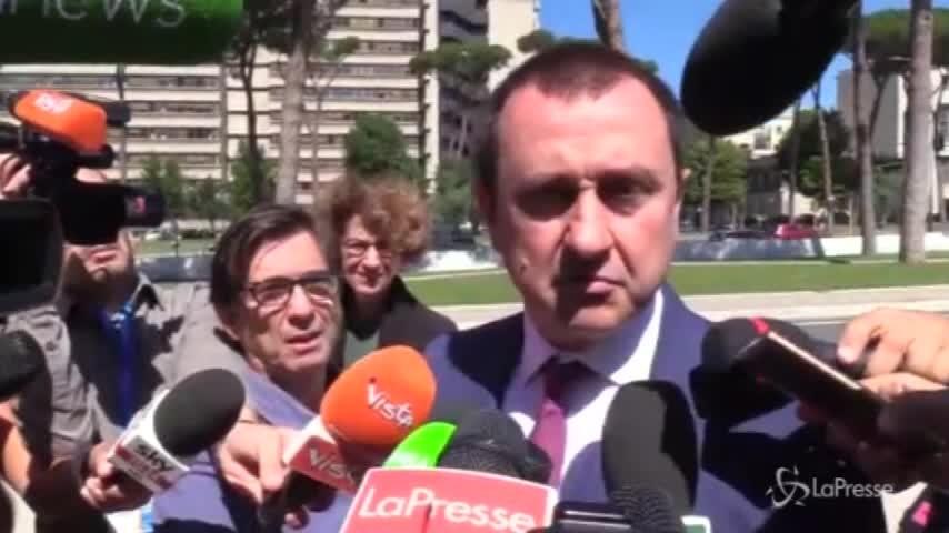 """Pd, Rosato: """"A luglio assemblea nazionale per trovare strategia condivisa"""""""