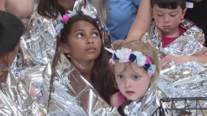 Trump e i bambini migranti