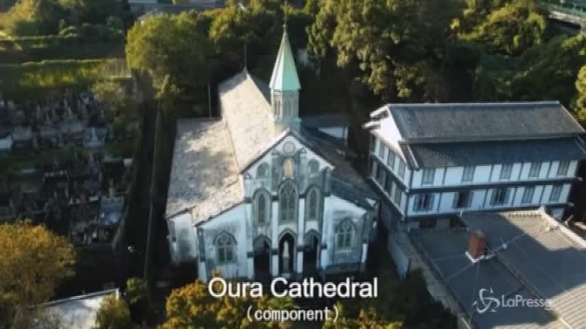Giappone, 12 chiese diventano patrimonio dell'Unesco