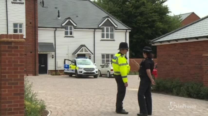 Regno Unito, coppia avvelenata con gas nervino ad Amesbury