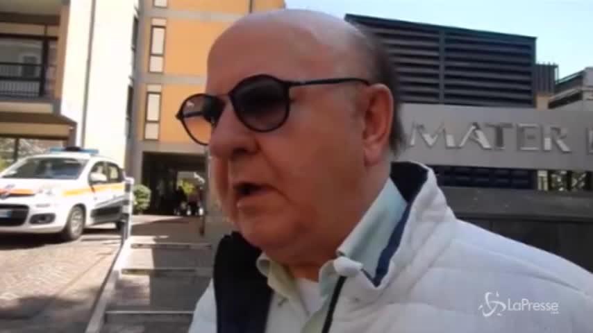 """Carlo Vanzina, le lacrime di Boldi: """"Eravamo fratelli"""""""