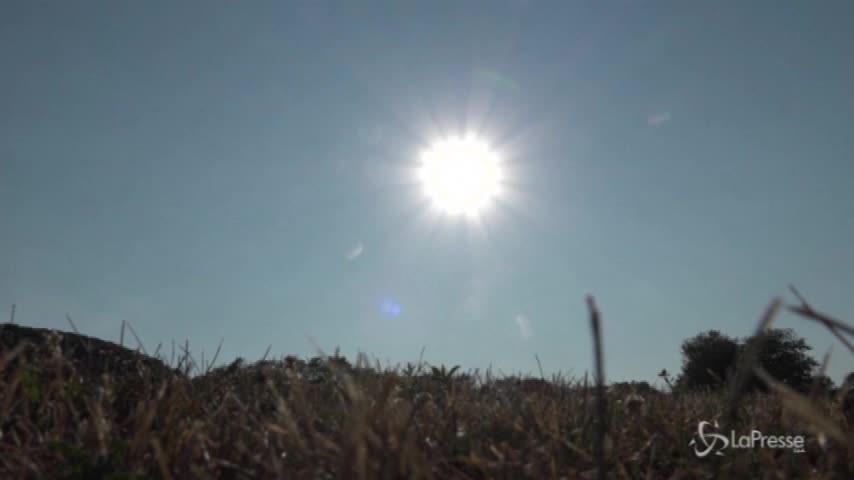 Allarme caldo in otto città: picchi fino a 36 gradi