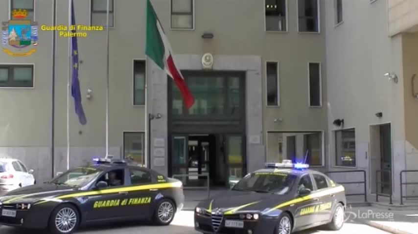 Sequestro record della Guardia di Finanza a Palermo