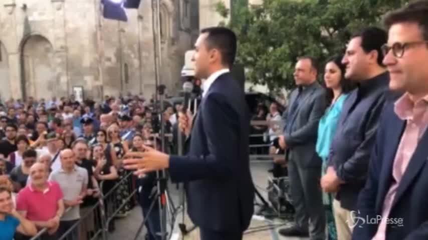 """Di Maio: """"Dedico il taglio dei vitalizi alle vittime della Fornero"""""""
