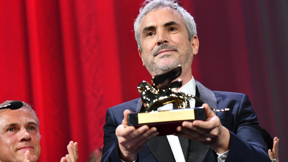 'Roma' di Alfonso Cuarón si aggiudica il Leone d'oro ©