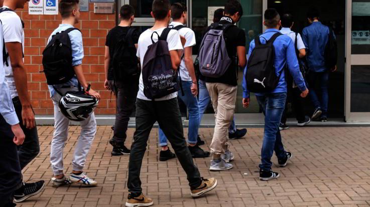 inizio scuola vaccini sciopero Anief