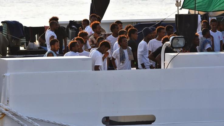 migranti onu razzismo italia salvini