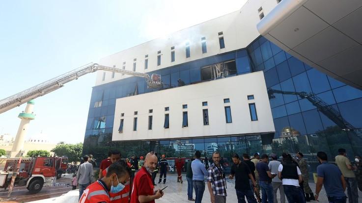 libia attentato tripoli incontro moavero haftar